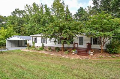 Mooresville NC Single Family Home For Sale: $145,000
