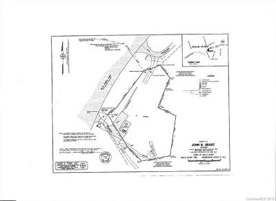 Mills River Residential Lots & Land For Sale: 5 Penland Road