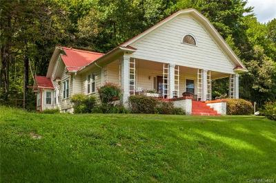 Pisgah Forest Single Family Home For Sale: 3851 Old Hendersonville Highway