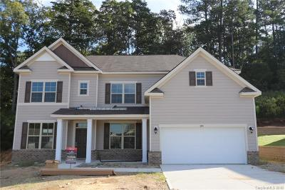 Concord NC Single Family Home For Sale: $284,990