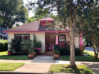 Charlotte NC Single Family Home For Sale: $269,900