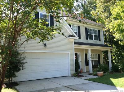 Charlotte Single Family Home For Sale: 5610 Wallace Cabin Drive