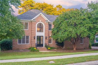 Charlotte Single Family Home For Sale: 6126 Glen Manor Drive