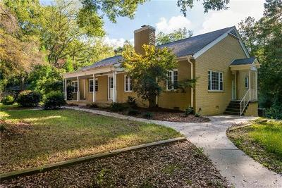 Davidson Single Family Home For Sale: 246 Pine Road