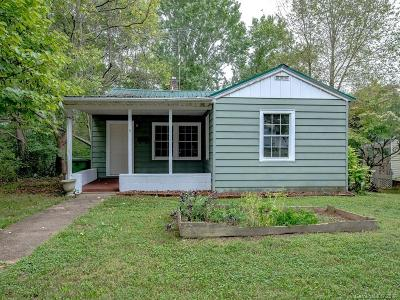 Asheville Single Family Home Under Contract-Show: 5 Stewart Street