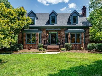 Charlotte Single Family Home For Sale: 6517 Park South Drive