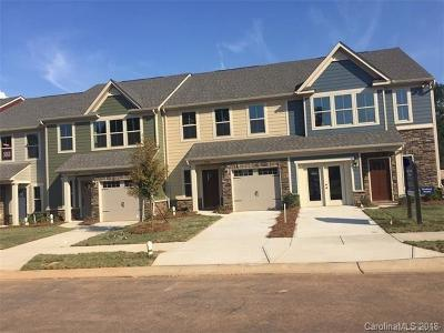 Stallings Condo/Townhouse For Sale: 306 Scenic View Lane #1017 C