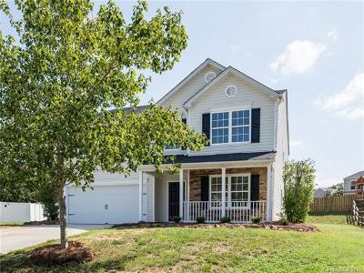 Indian Trail Single Family Home For Sale: 4018 Shadow Pines Circle #162