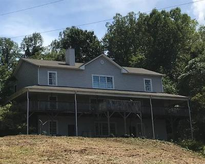 Single Family Home For Sale: 1235 Lowe Creek