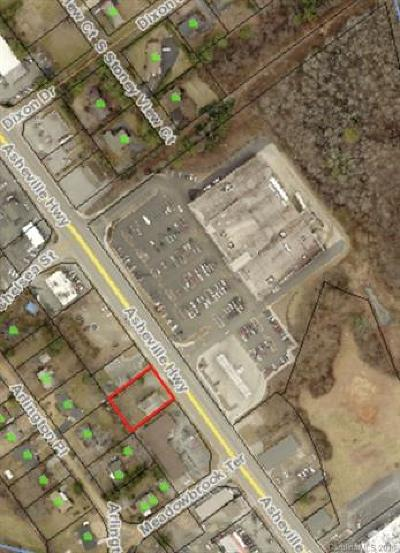 Residential Lots & Land For Sale: 1907 Asheville Highway