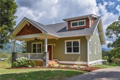 Asheville NC Single Family Home For Sale: $379,000
