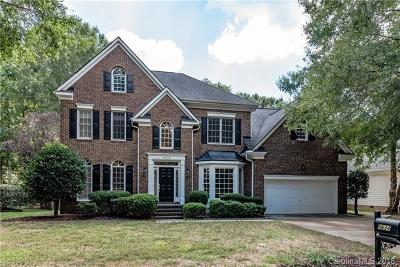 Single Family Home For Sale: 6634 Fairhope Court