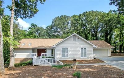 Lake Wylie Single Family Home For Sale: 2 Longleaf Road