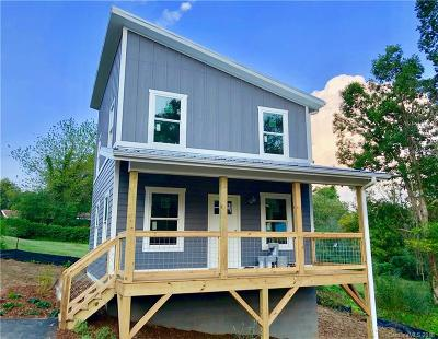 Asheville NC Single Family Home Under Contract-Show: $249,900
