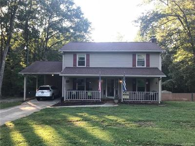 Mount Holly Single Family Home For Sale: 209 Cottonwood Drive #L 5
