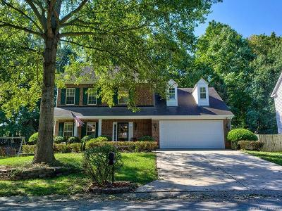Mooresville NC Single Family Home For Sale: $239,900