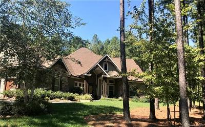 Troutman Single Family Home For Sale: 158 Silver Falls Drive