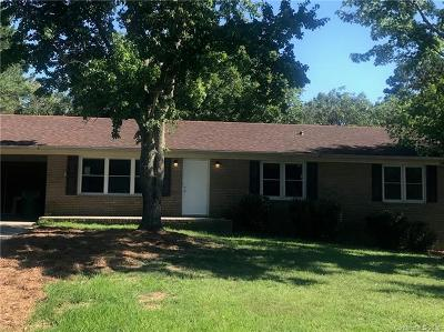 Stanly County Single Family Home For Sale: 1110 McGill Street