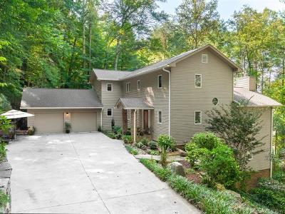 Asheville Single Family Home For Sale: 175 Carter Cove Road