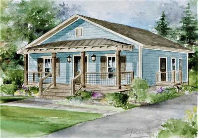 Asheville Single Family Home For Sale: 6 Verde Drive #Lot V-19