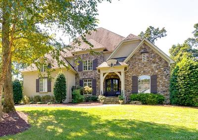 Mooresville Single Family Home Under Contract-Show: 186 Shelburne Place