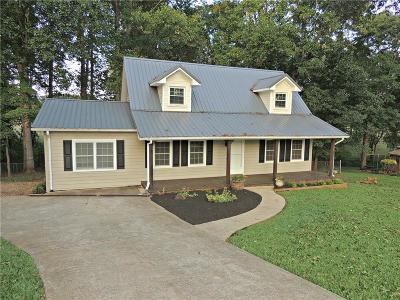 Hickory Single Family Home For Sale: 1548 Castell Lane