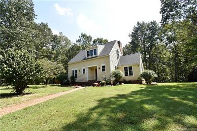Lincoln County Single Family Home For Sale: 5428 Prentiss Lane