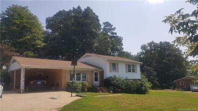 Gaston County Single Family Home For Sale: 1400 Union Road