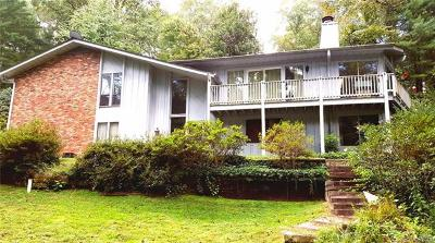 Hendersonville Single Family Home For Sale: 20 Iroquois Drive