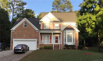 Cabarrus County Single Family Home For Sale: 7688 Orchard Park Circle