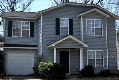 Charlotte Single Family Home For Sale: 4605 Willard Street