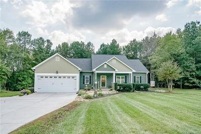 Catawba Single Family Home Under Contract-Show: 4973 E Bandys Cross Road