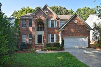 Charlotte Single Family Home For Sale: 7828 Dunoon Lane