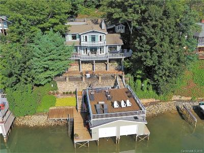 Lake Lure, Mill Spring Single Family Home For Sale: 206 Yacht Island Drive #26