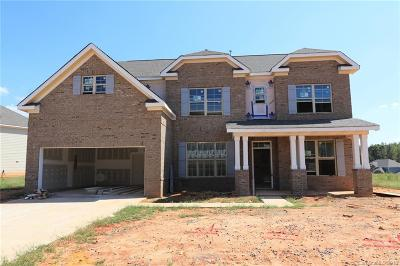 Waxhaw NC Single Family Home For Sale: $359,990