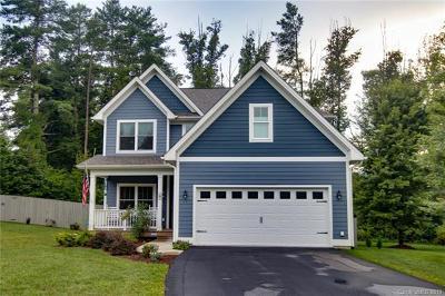 Fletcher Single Family Home For Sale: 11 Fox Creek Drive #1