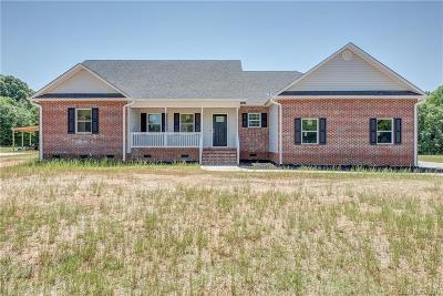 McConnells Single Family Home For Sale: 1352 Bryson Creek Road #13