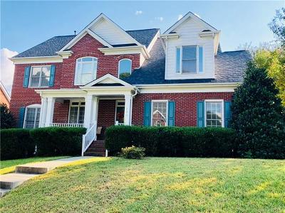 Iredell County Single Family Home For Sale: 136 Foxfield Park Drive