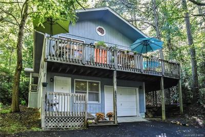 Black Mountain Single Family Home For Sale: 155 Buckner Road