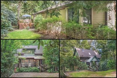 Fletcher Single Family Home For Sale: 1 Claru Ridge
