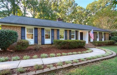 Charlotte NC Single Family Home For Sale: $332,500