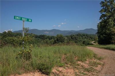 Candler Residential Lots & Land For Sale: 999 Lindon Cove Road #Phase II