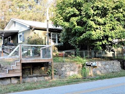 Single Family Home For Sale: 600 Hyder Mountain Road