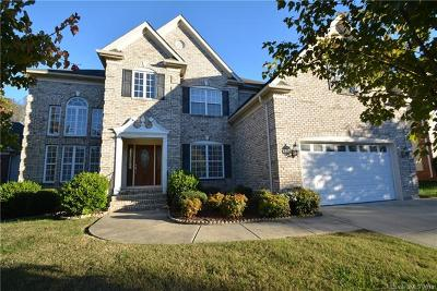 Charlotte Single Family Home For Sale: 1511 Copperplate Road