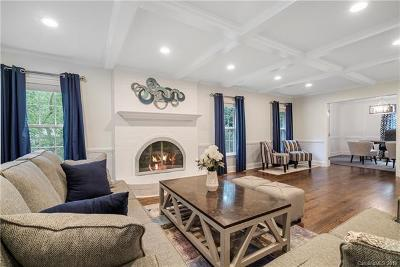 Charlotte NC Single Family Home For Sale: $649,900