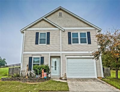 Mooresville Single Family Home Under Contract-Show: 153 Brantley Place Drive #125