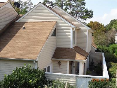 Charlotte Condo/Townhouse For Sale: 1642 Hollow Drive