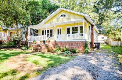 Statesville Single Family Home For Sale: 821 Wood Street