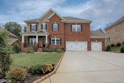 Mooresville Single Family Home For Sale: 190 Alexandria Drive #140