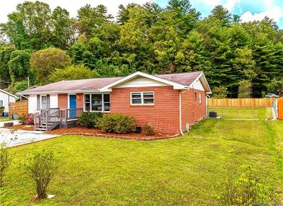 Pisgah Forest Single Family Home Under Contract-Show: 3379 Asheville Highway